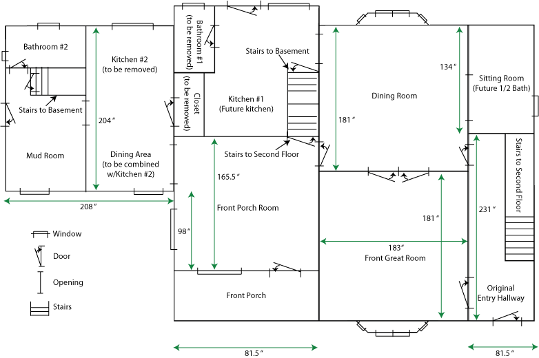 House plan with measurement joy studio design gallery for House plans with measurements